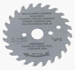 Crain Cutter 787 3-3/8-Inch 18 Tooth Wood Saw Blade for 795
