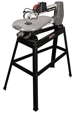 "18"" Variable Speed Scroll Saw with Stand"