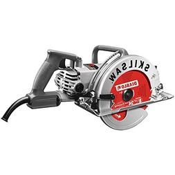 Skilsaw Worm Drive Circular Saw — 8 1/4in., 15 Amp, Model#