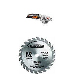 Worxsaw WX429L and Spare Blade