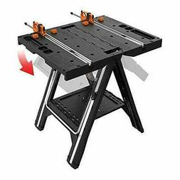 WORX WX051 Pegasus Folding Work Table with Quick Clamps
