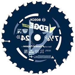 "7-1/4"" X 24 Tooth Framing Saw Blade"