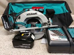Makita XSH03T 18V LXT Li-Ion Brushless Cordless 6-1/2 in. Ci
