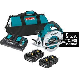 Makita XSH06PT1 18V X2 LXT Lithium-Ion  Brushless Cordless 7