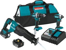 Makita XT328M 18V LXT 4.0 Ah Cordless Lithium-Ion Brushless
